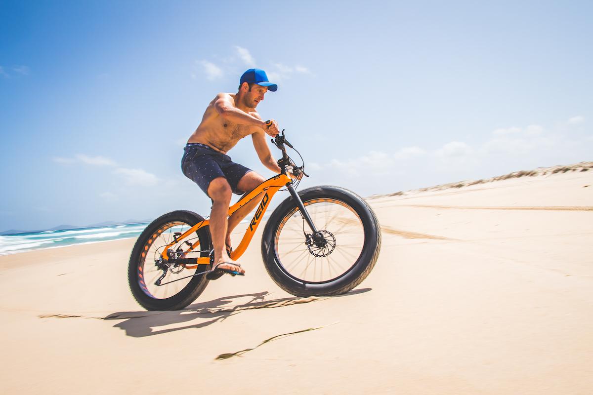 Hellomerci Le Fat Bike Electrique Idris Hammouche